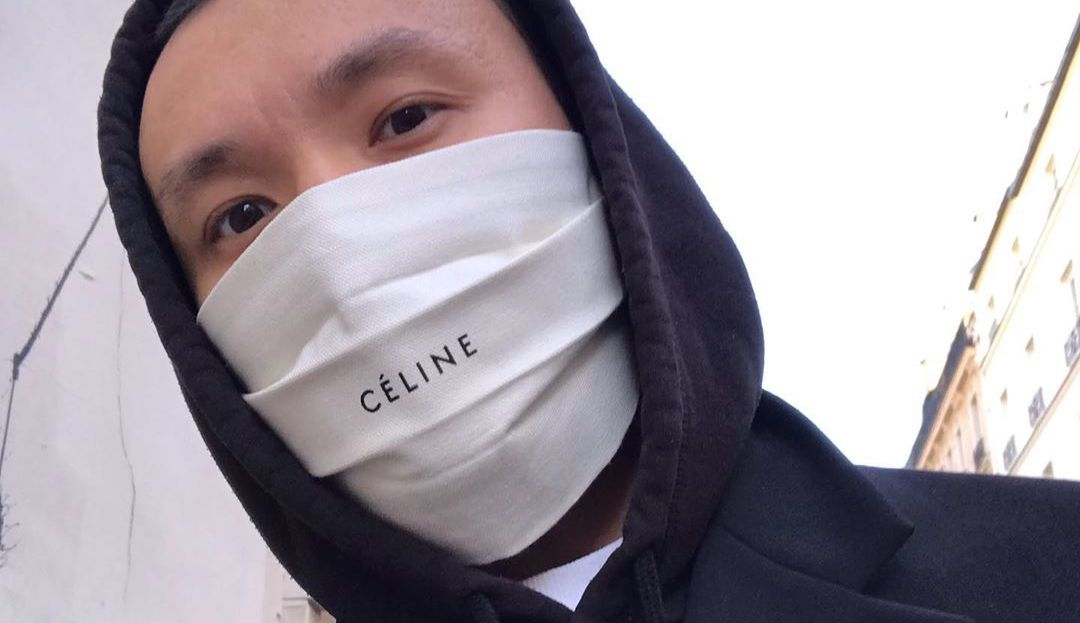 PAUSE or Skip: Abzal Issabekov Debuts Cèline Face Mask