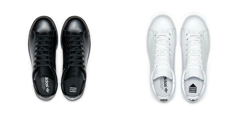 adidas Originals Taps Dover Street Market For Stan Smith Collaboration