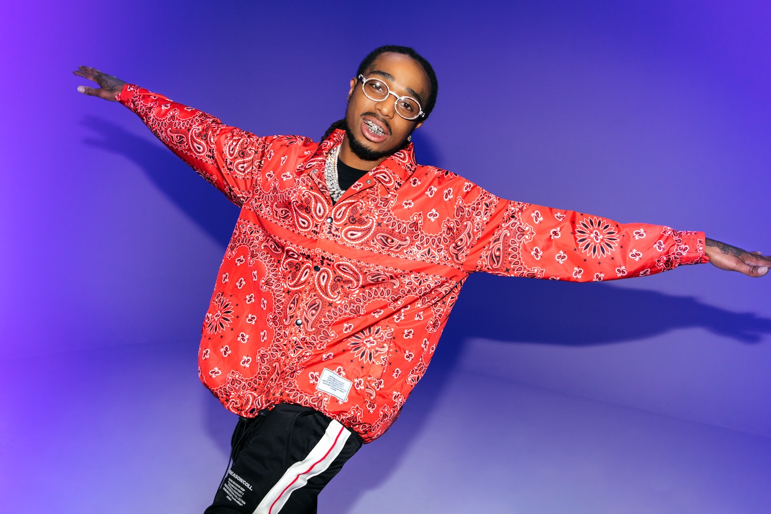 boohooMAN & Quavo Link Up Again For Season Two Apparel Collection