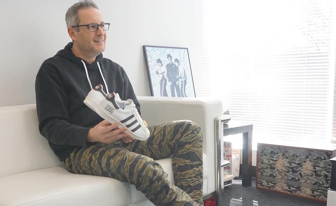 adidas Launches First Online CreatorU Series Featuring Jon Wexler