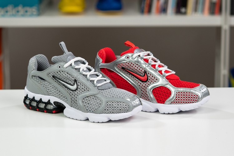 A Closer Look At The Nike Air Zoom Spiridon Caged 2 Sneakers