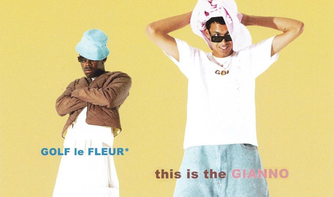 Tyler, The Creator & Converse Tease New GOLF le FLEUR* Gianno Colourways
