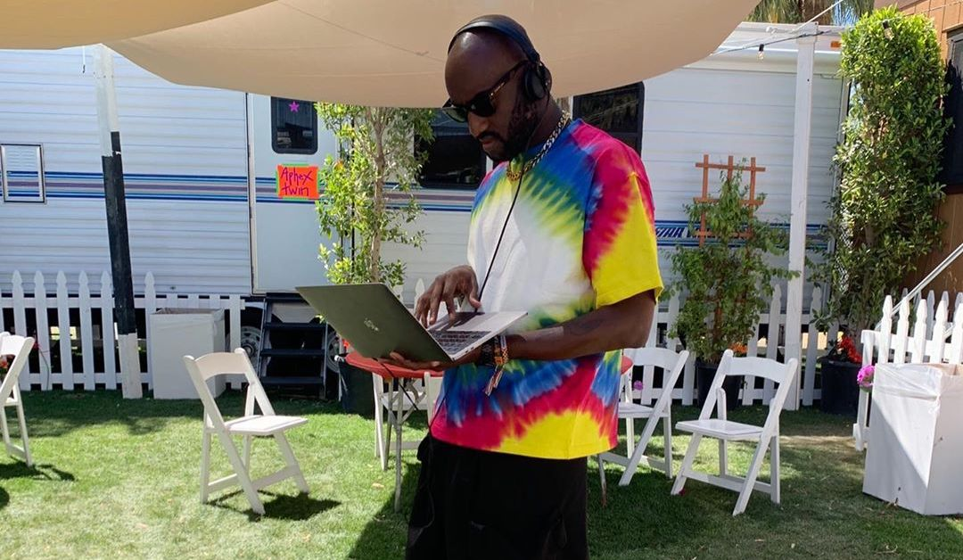 Virgil Abloh Shares His Homemade Spring 2020 Mix