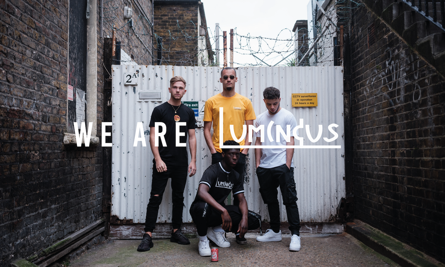New London Brand WE ARE LUMINOUS Launches Debut Collection