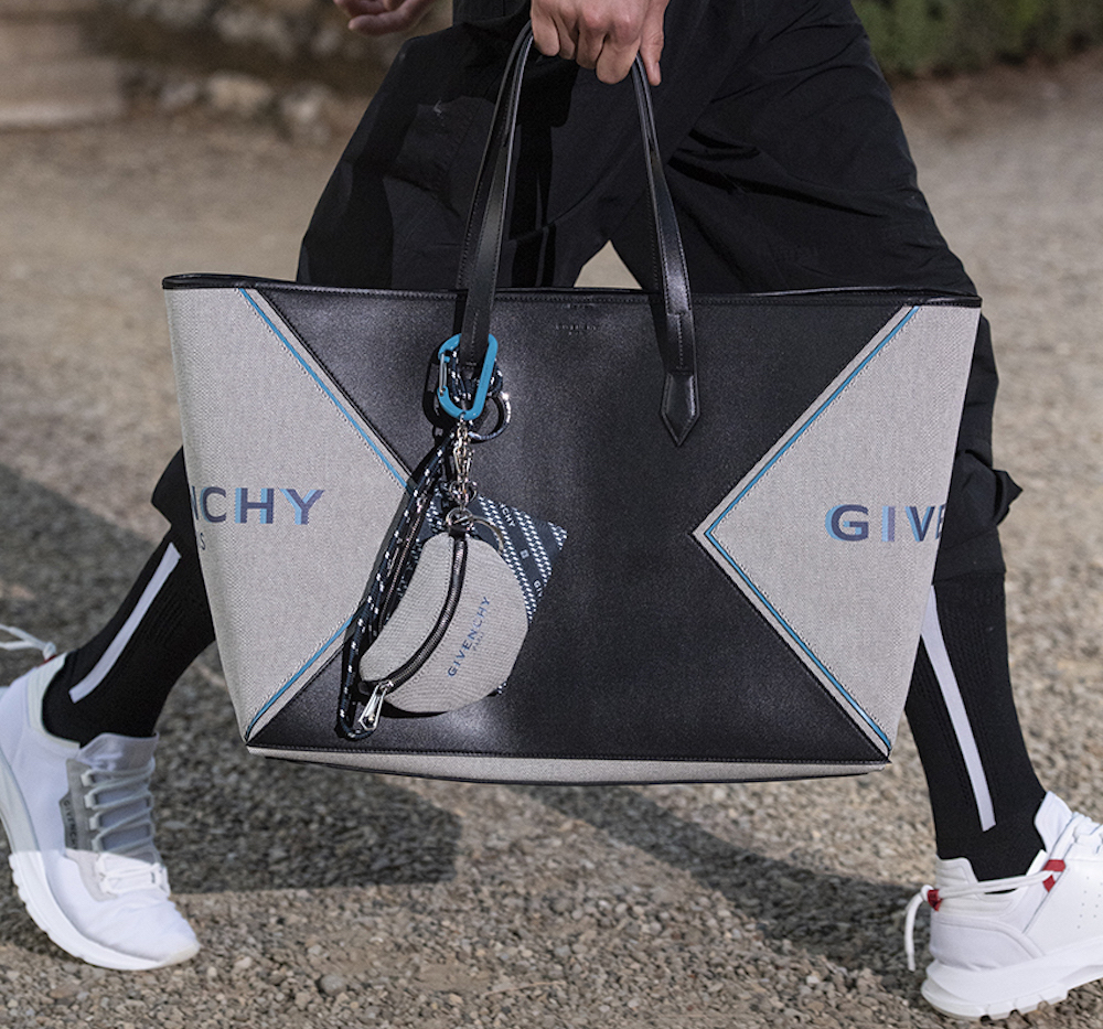 Givenchy Unveil New 'Bond' Men's Bag Collection