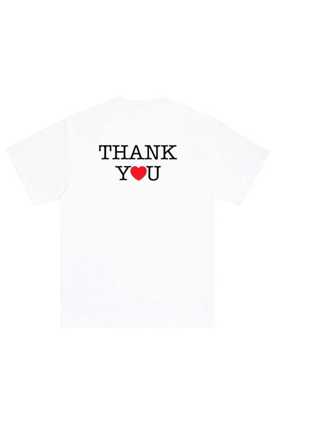 Noah's latest T-shirt aides Direct Relief Charity