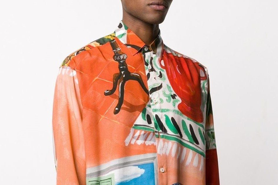 PAUSE or Skip: Jacquemus Henri Matisse-print shirt