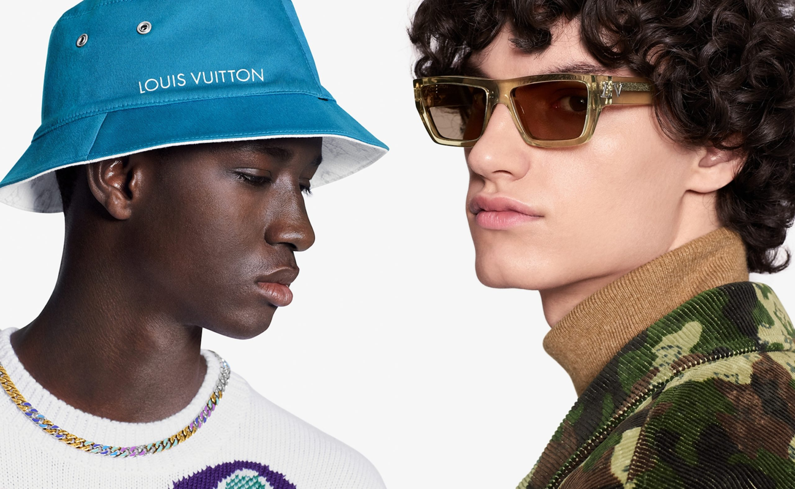 Louis Vuitton Release Men's SS20′ Jewellery & Accessories Collection