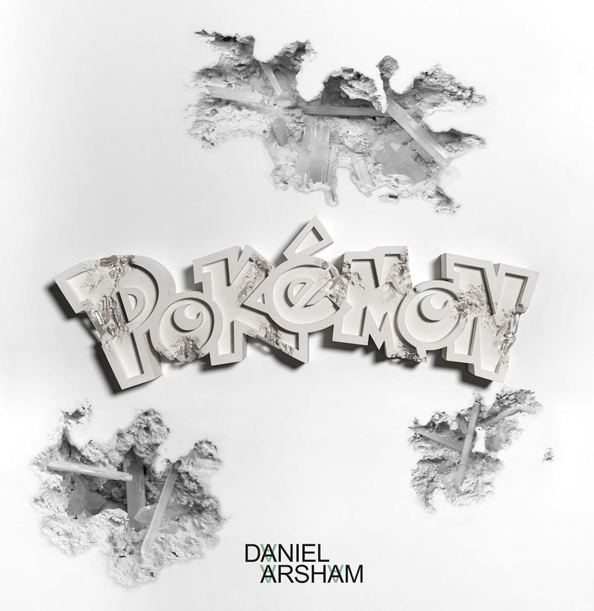 Daniel Arsham's POKÉMON Capsule Collab with Uniqlo Drops Online