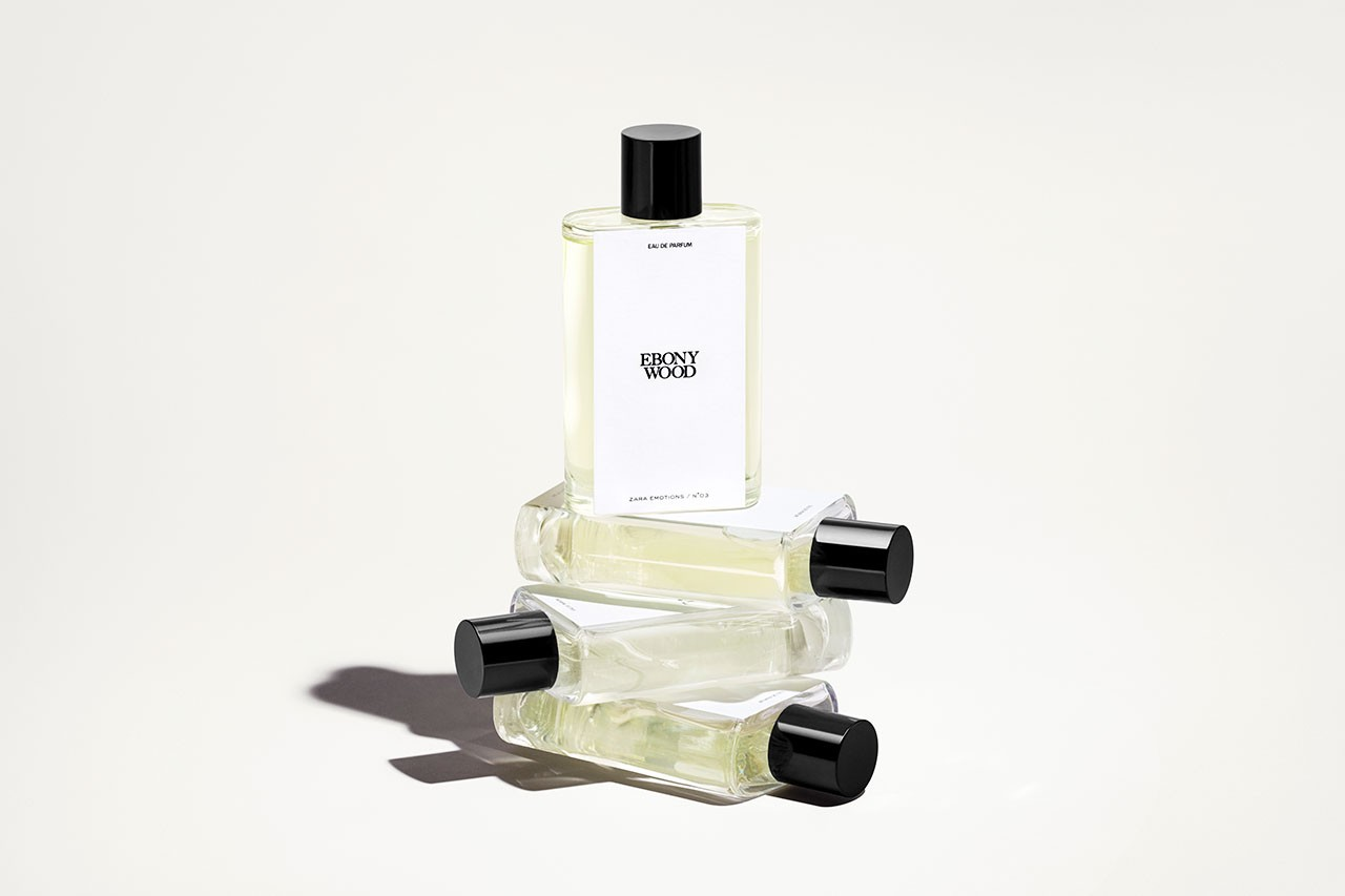 Zara Team up with Jo Malone for Unisex Fragrance & Candle Collection