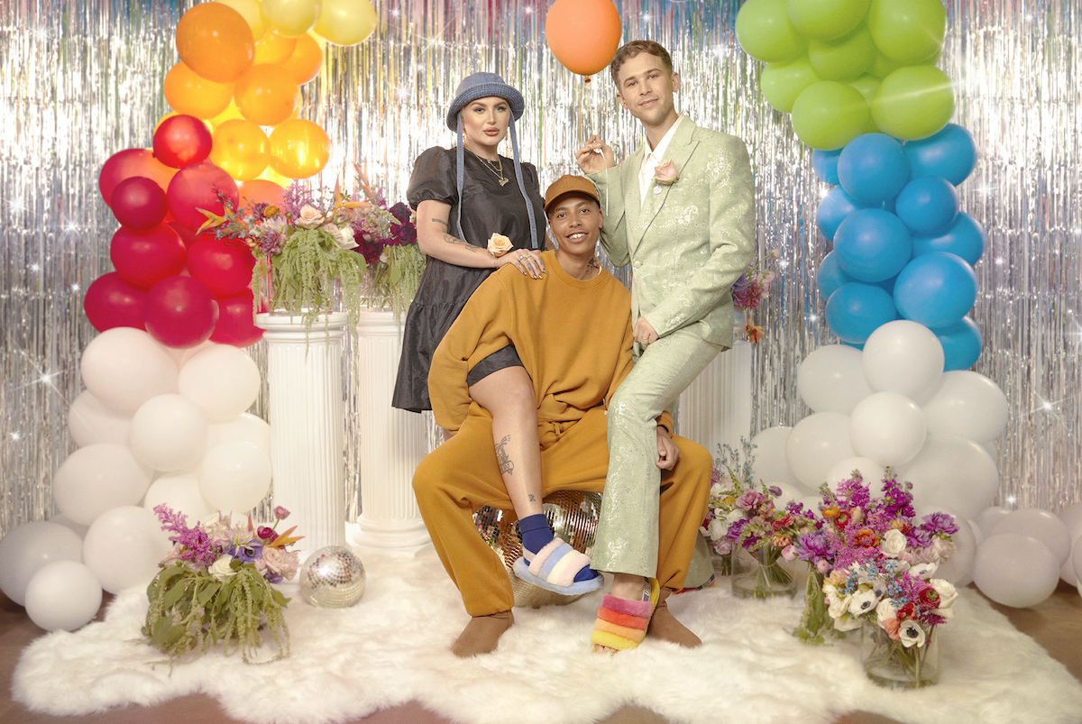 Ugg Celebrates LGBTQ+ Pride with All-Gender Capsule Collection