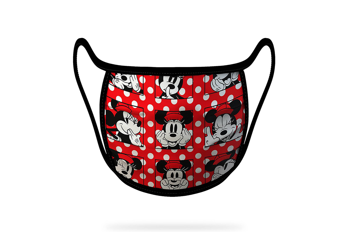 Disney Unveil range of Mickey Mouse, Marvel & Star Wars Face Masks