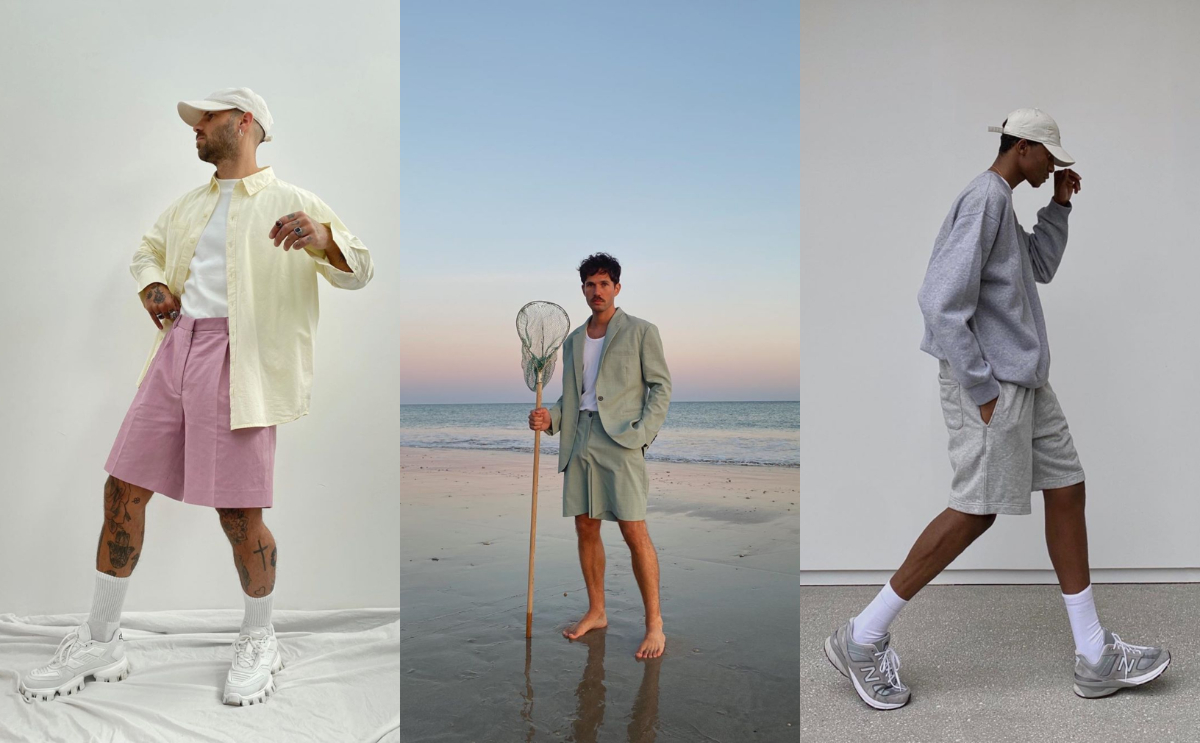 PAUSE Highlights: Styling Shorts