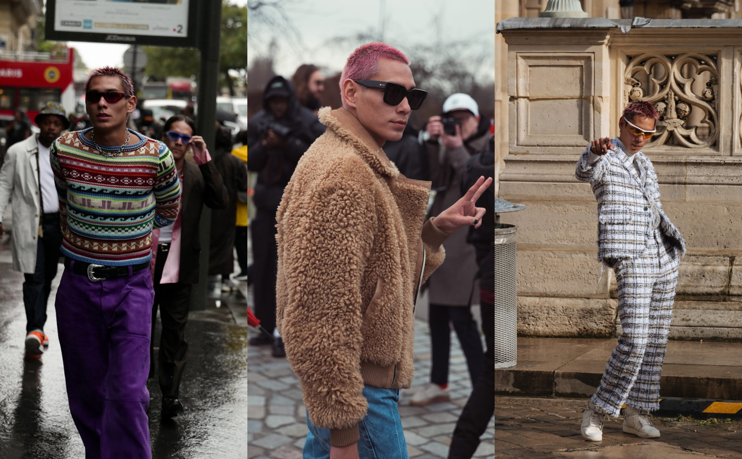 PAUSE Picks: @EvanMock Top 5 Best Fashion Week Outfits