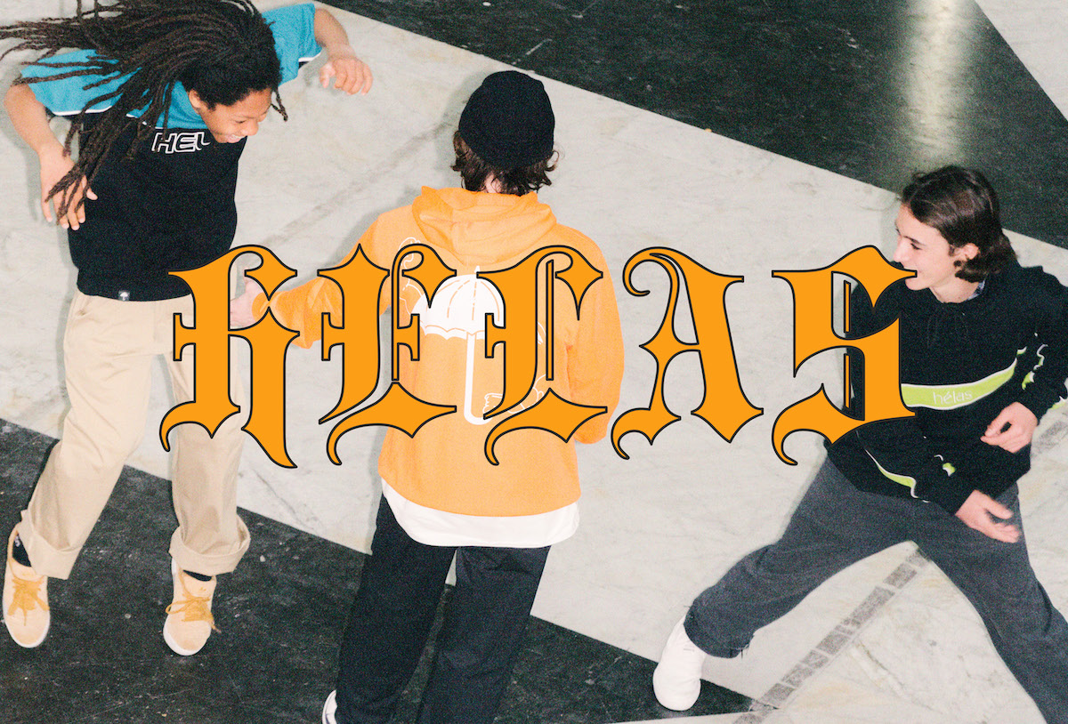 French Skateboard brand Hélas Unveil SS20′ Collection