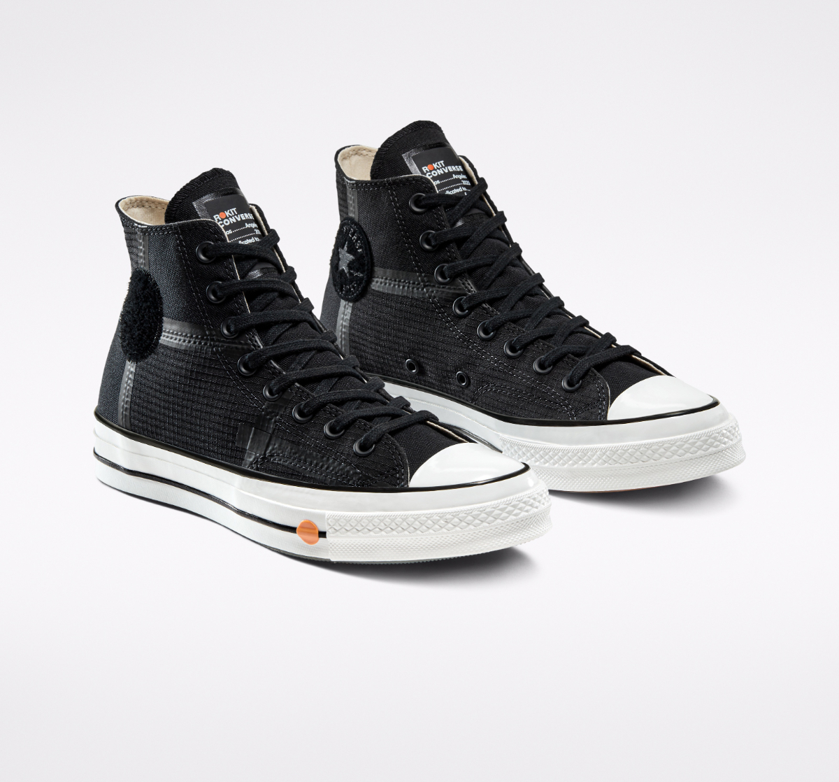 Converse and ROKIT reconnect for All Star Sneaker