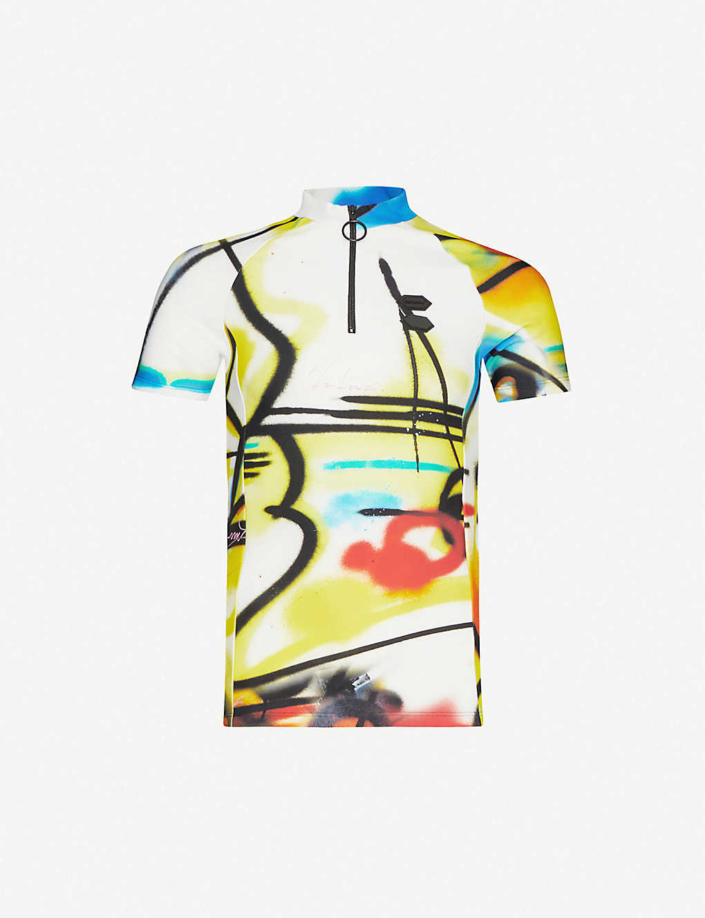 PAUSE or Skip: Off-White X Futura Cycling Jersey