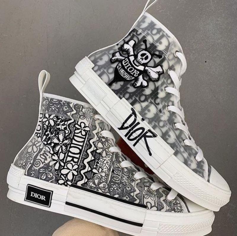 PAUSE or Skip: Dior X Shawn Stussy B23 Sneaker