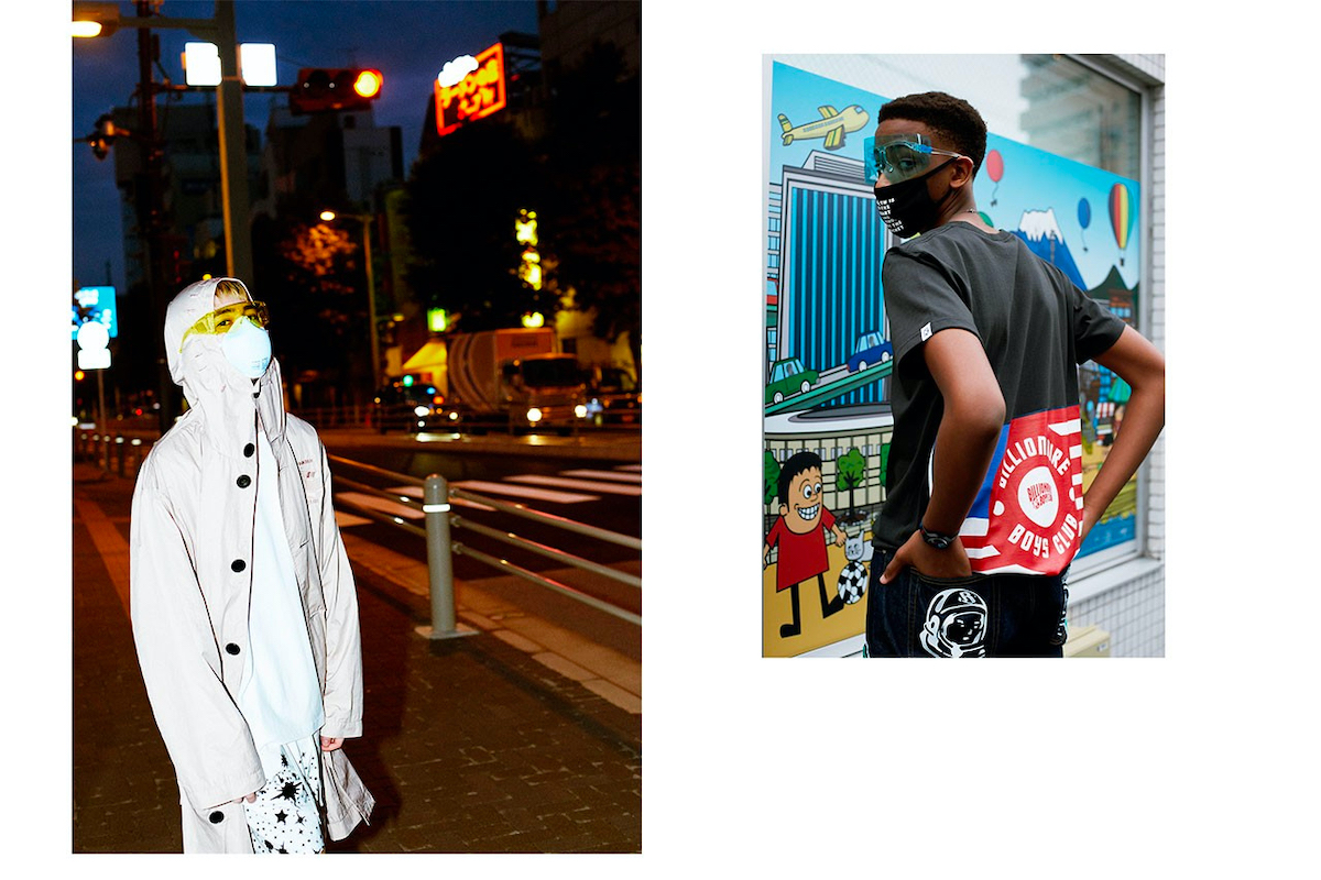 Billionaire Boys Club take us to Tokyo for SS20′ Lookbook