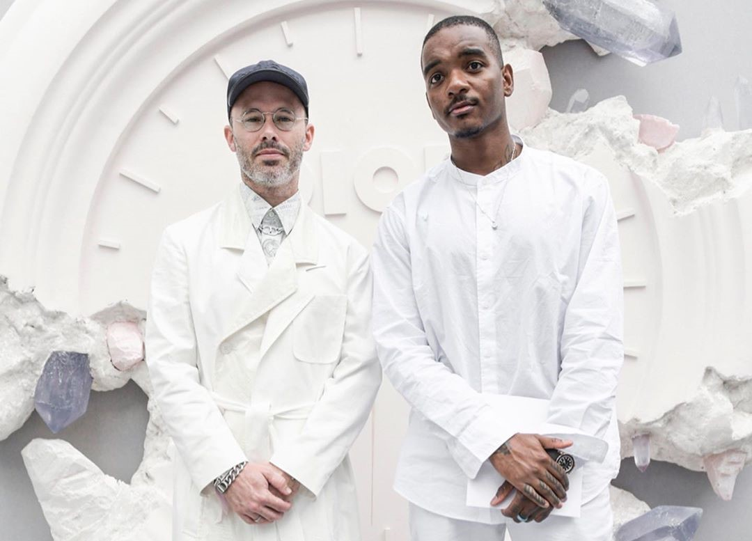 Daniel Arsham teams with Samuel Ross for Black Artists Grants