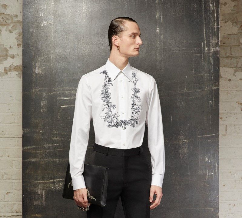 Alexander McQueen Release Heritage-Fueled Collection