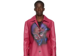 PAUSE or Skip: Mowalola Leather Monster Coat