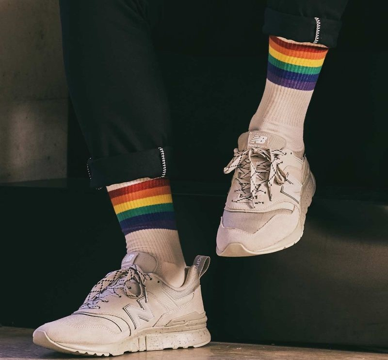 Trade and Pantherella Support LGBT Communities with Sock Collaboration