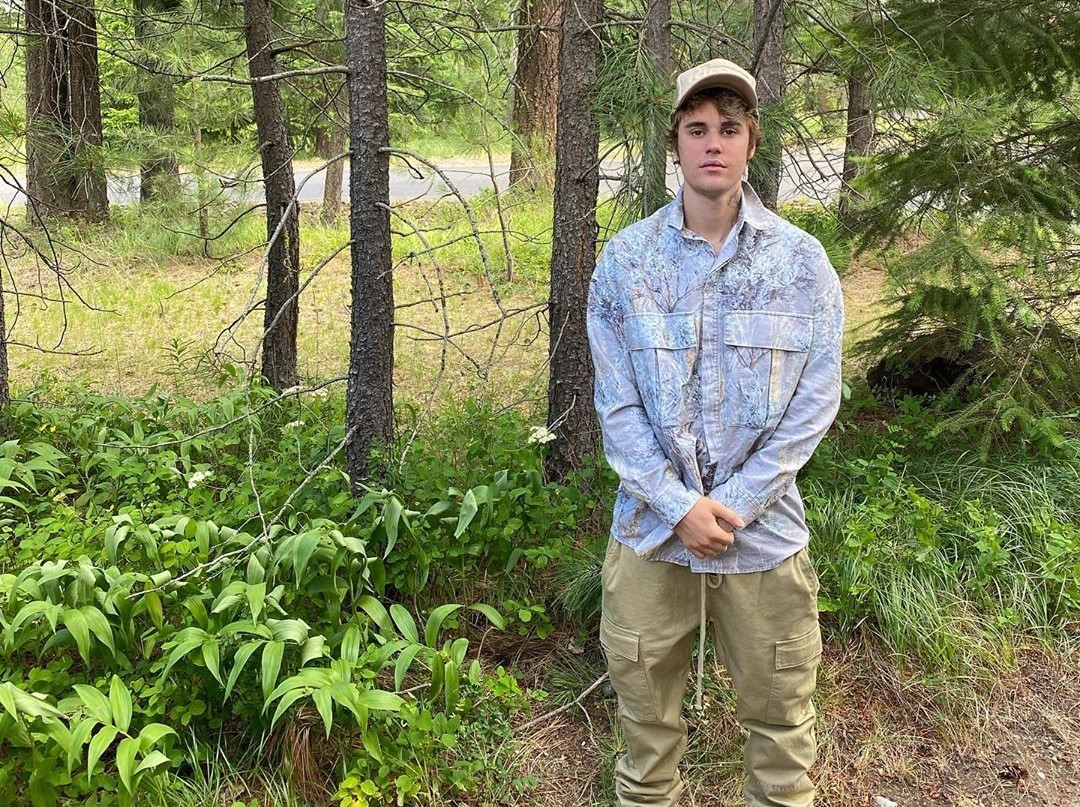 SPOTTED: Justin Bieber Rocks Head-to-Toe Fear of God