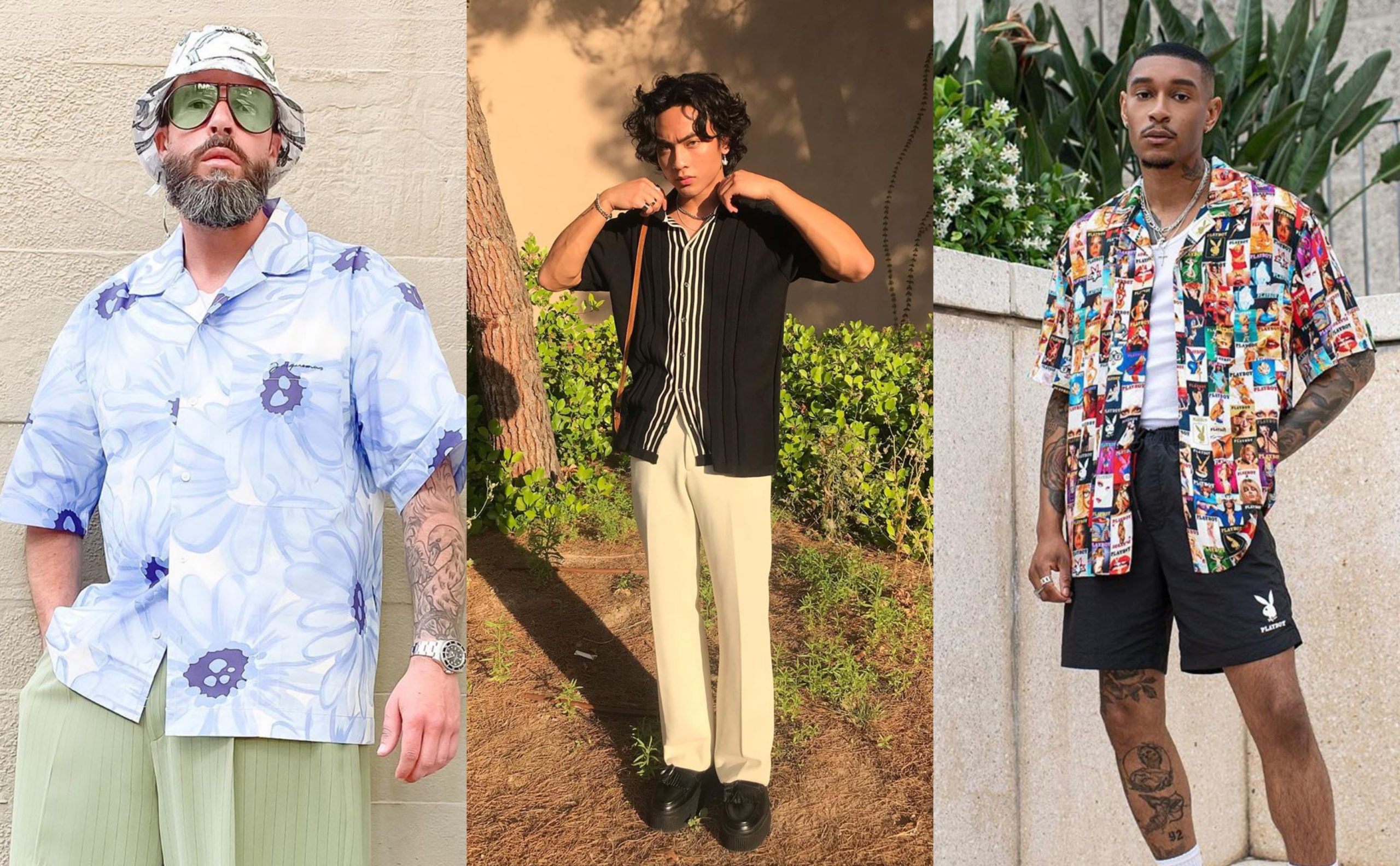 PAUSE Highlights: Summer Shirts