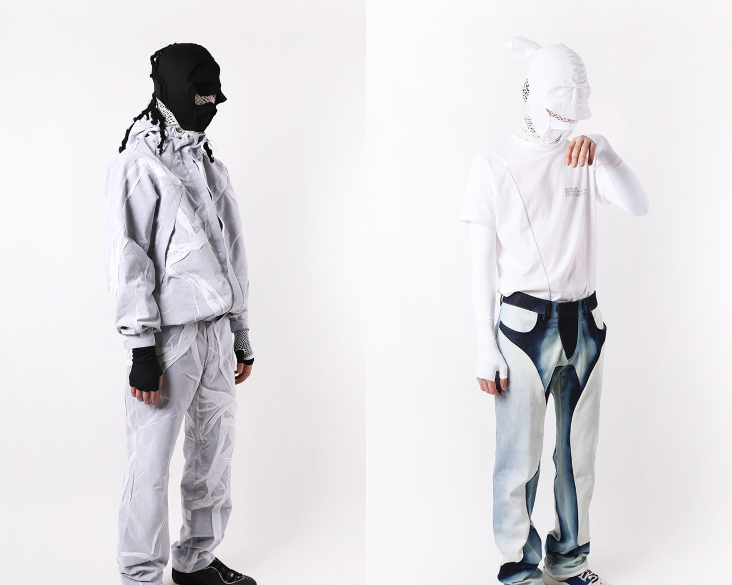 rájn,ATELIER create Video Game Characters for SS20