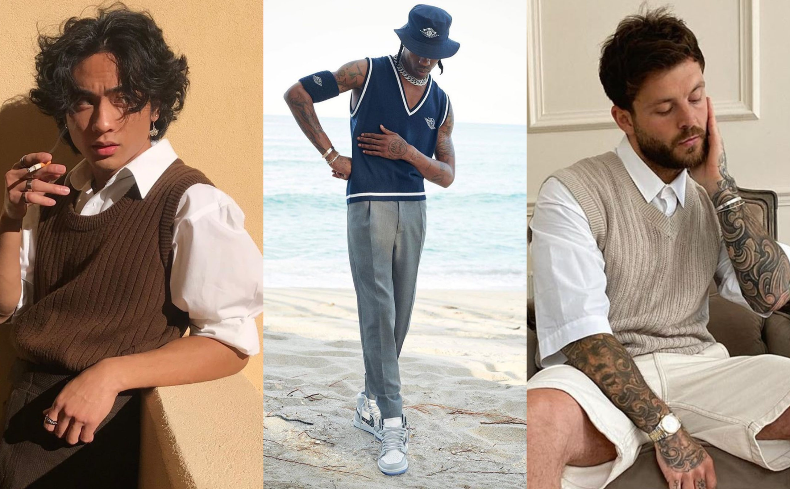 PAUSE Highlights: Sweater Vests