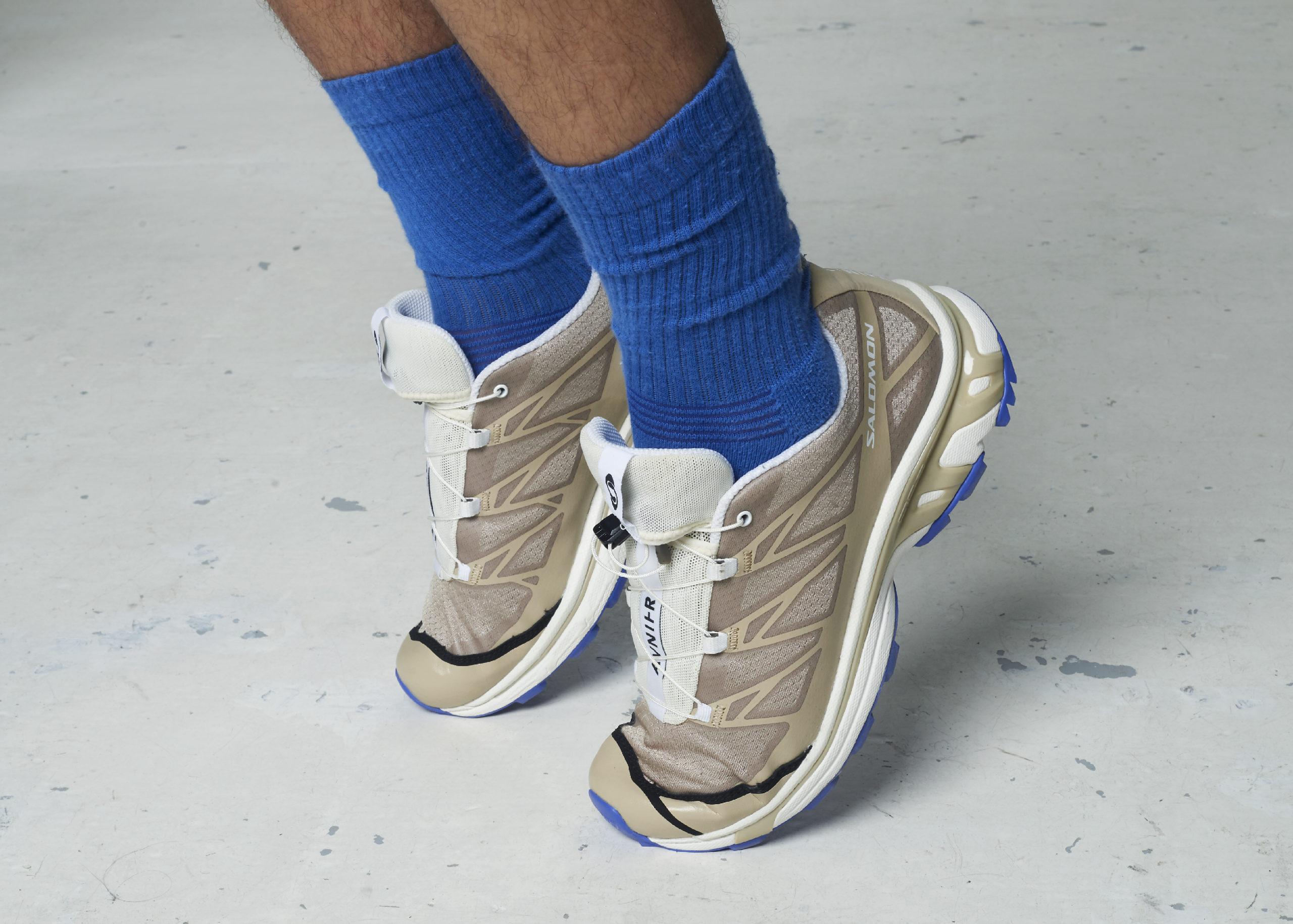 Salomon links up with Avnier for Latest Sneaker
