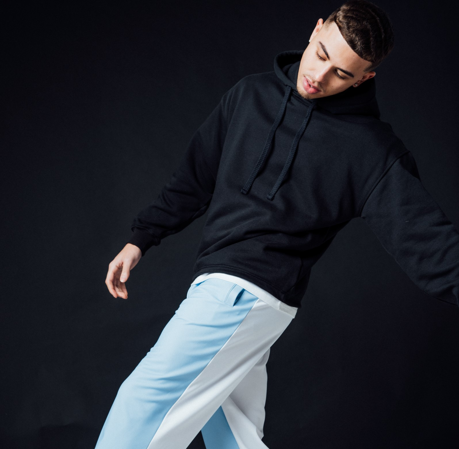 Sloane Studios Delivers on Cosy Track Pants