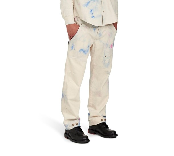 PAUSE or Skip: Palm Angels Tie Dye Trousers