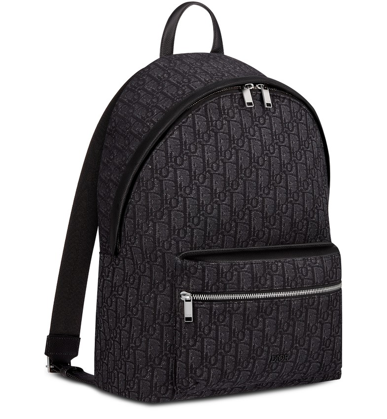 PAUSE or Skip: Dior Oblique Backpack