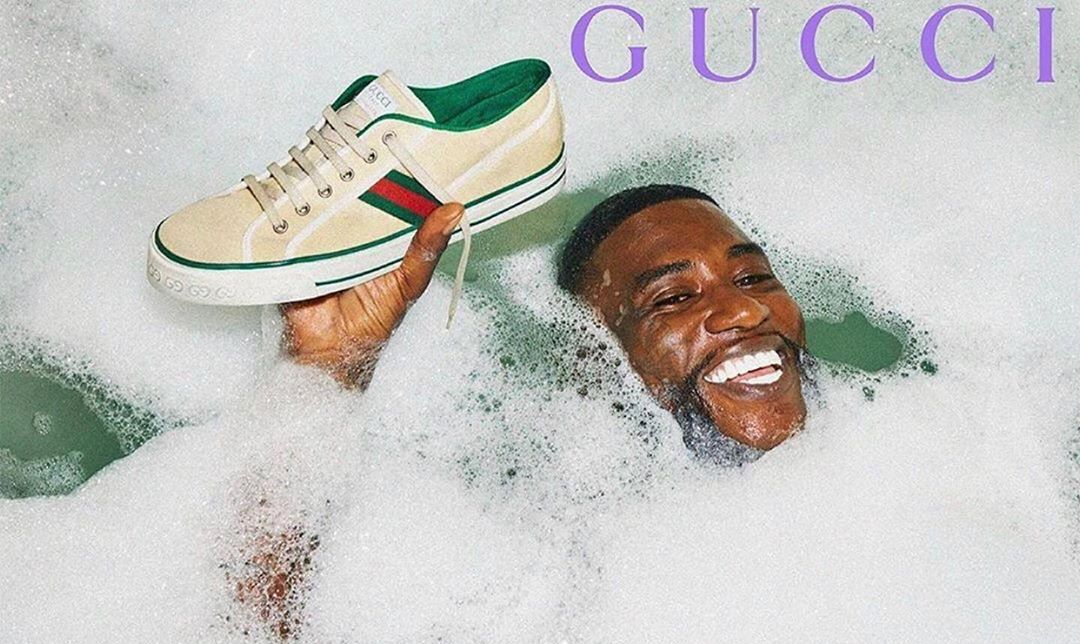 Gucci Mane Sparks Gucci Collaboration Rumours