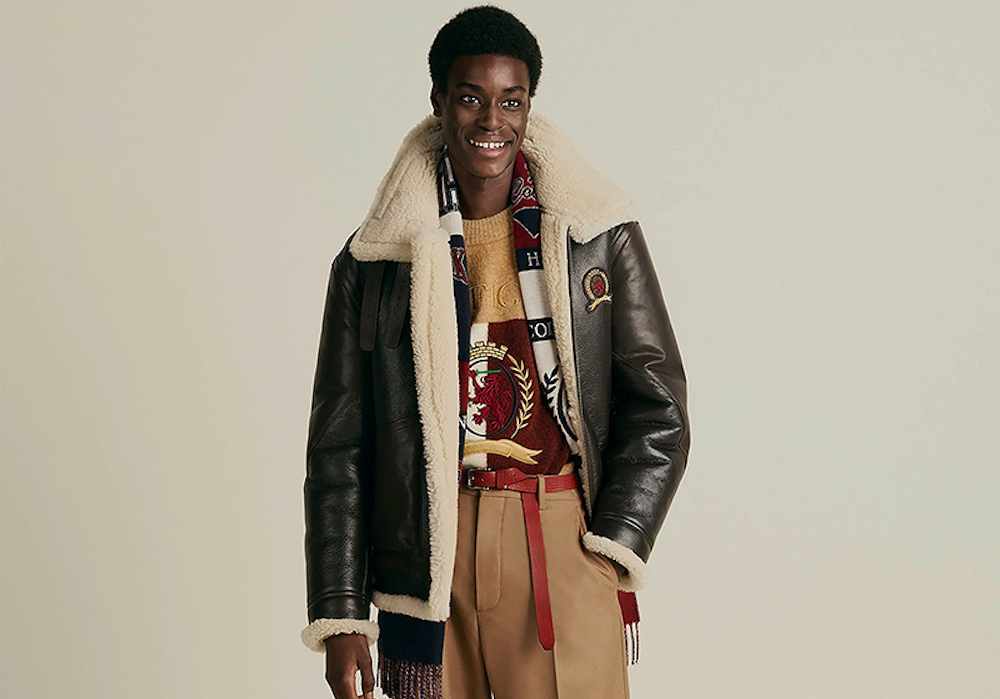 Tommy Hilfiger Unveil Autumn/Winter 2020 Collection Lookbook