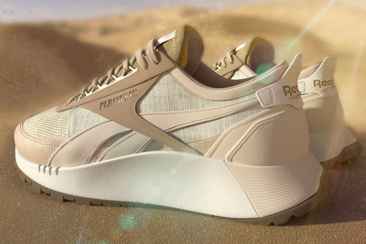 PLEASURES Look to Reebok's Archive for Latest Collab