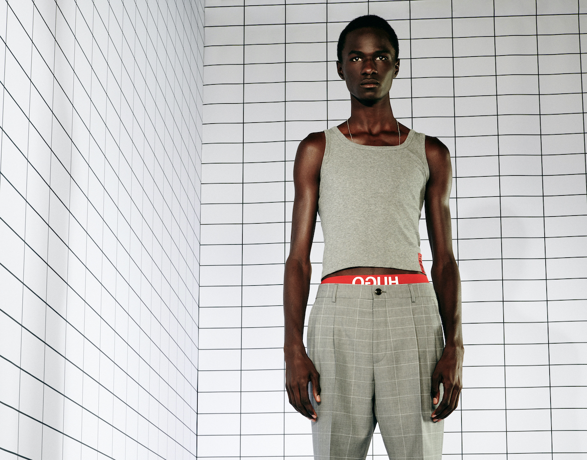 HUGO Drops Archive Inspired 'Back to The Root' Collection