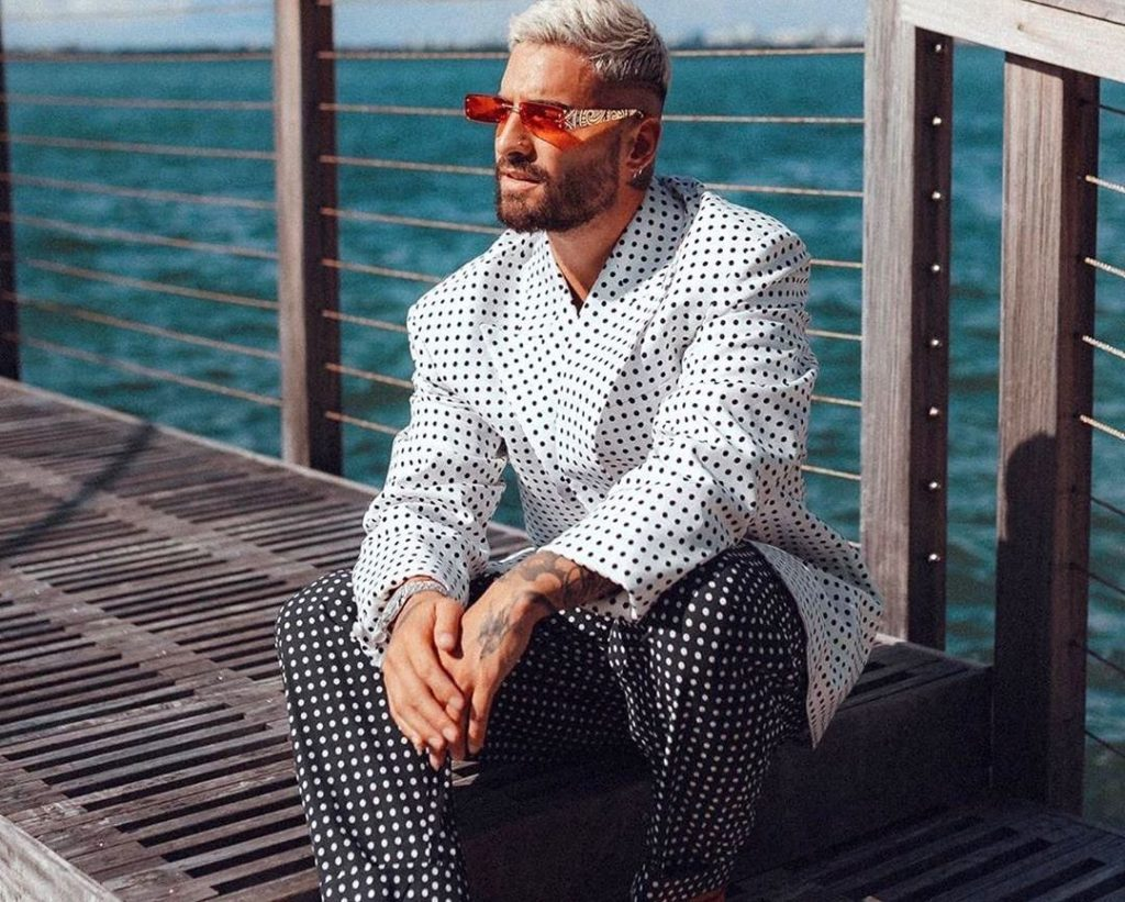 SPOTTED: Maluma in Balmain for Vogue Hommes – PAUSE Online   Men's Fashion, Street Style, Fashion News & Streetwear