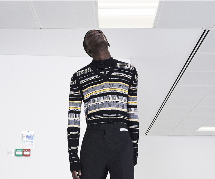 Off-White's Latest Fall/Winter Collection Releases Online