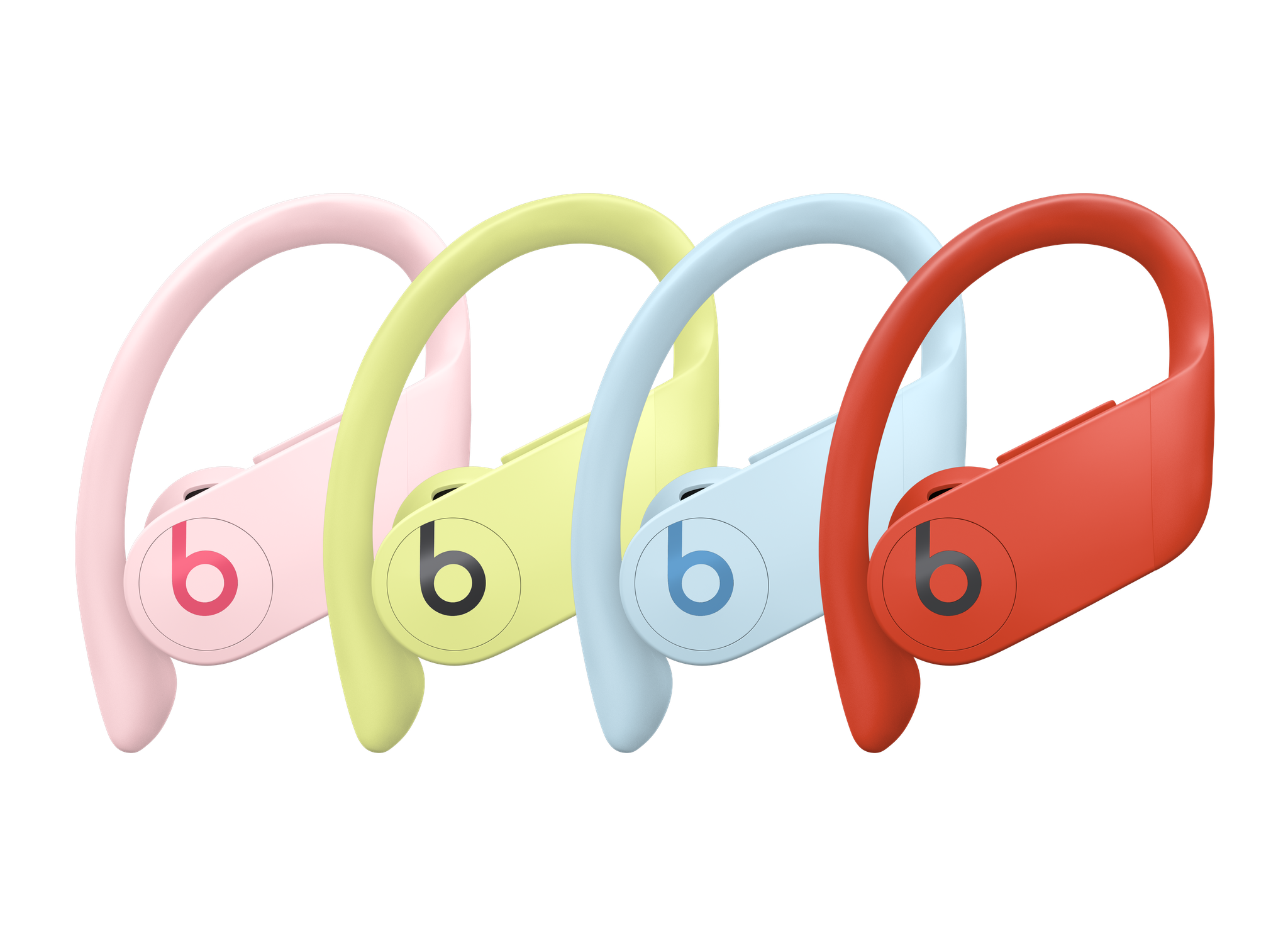 Powerbeats Pro Updated with Four New Colours