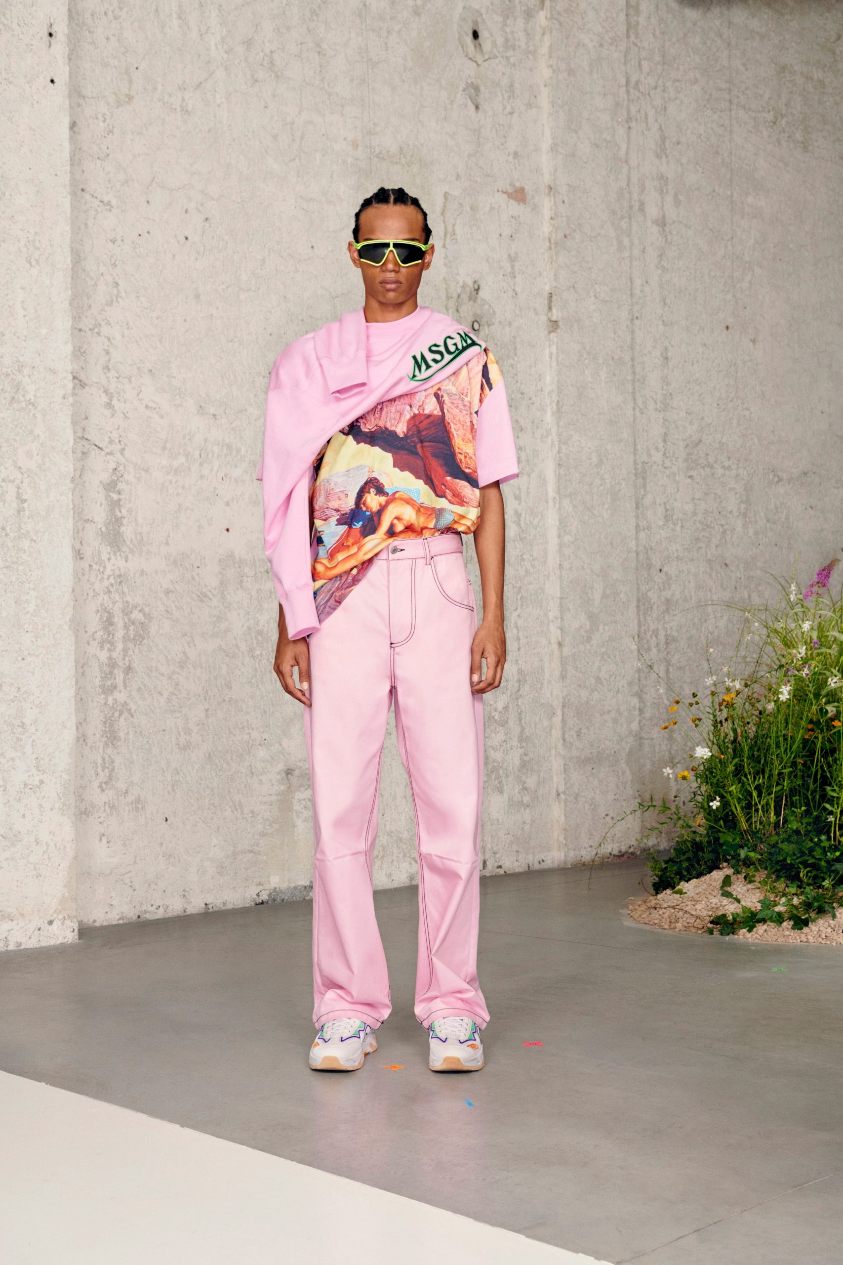 MFW: MSGM Spring/Summer 2021 Collection