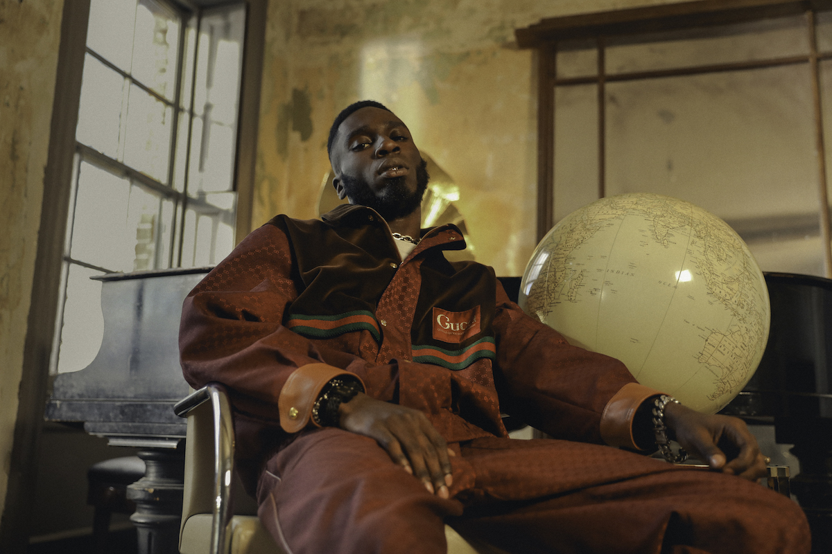 Kojey Radical and Cosima Front FLANNELS Latest Summer Editorial