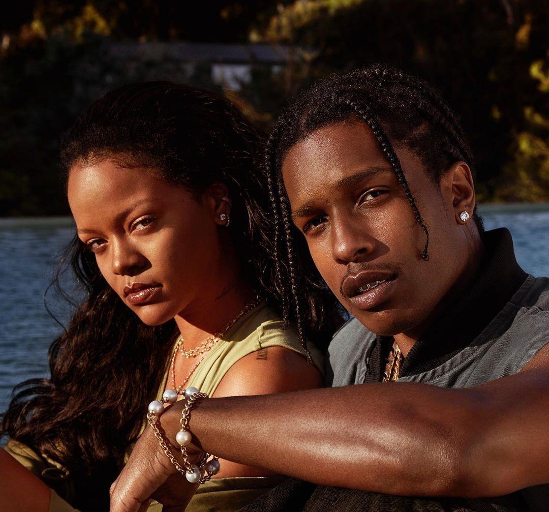 Rihanna Announces Fenty Skincare alongside A$AP Rocky and Lil Nas X