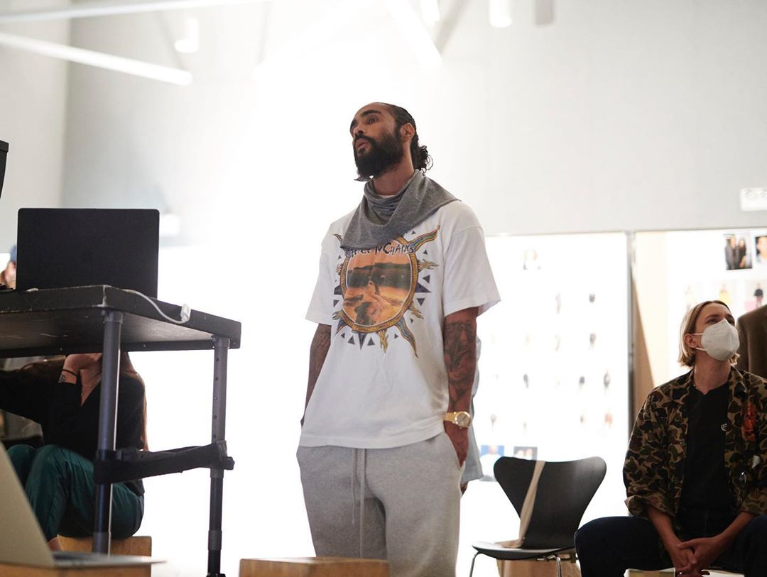 Watch Jerry Lorenzo and Ant Clemons Exchange Words of Wisdom