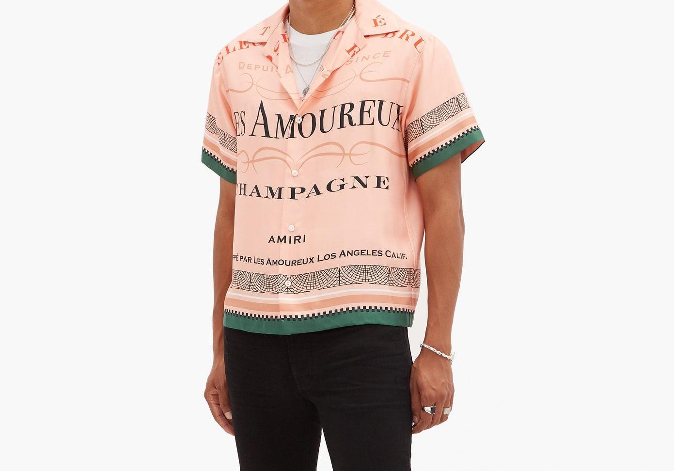 PAUSE or Skip: Amiri Silk Shirt