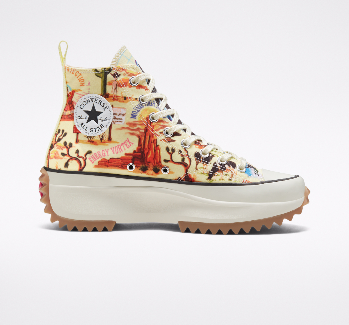 Converse Present Extra-Terrestrial Scenes on Latest Sneakers