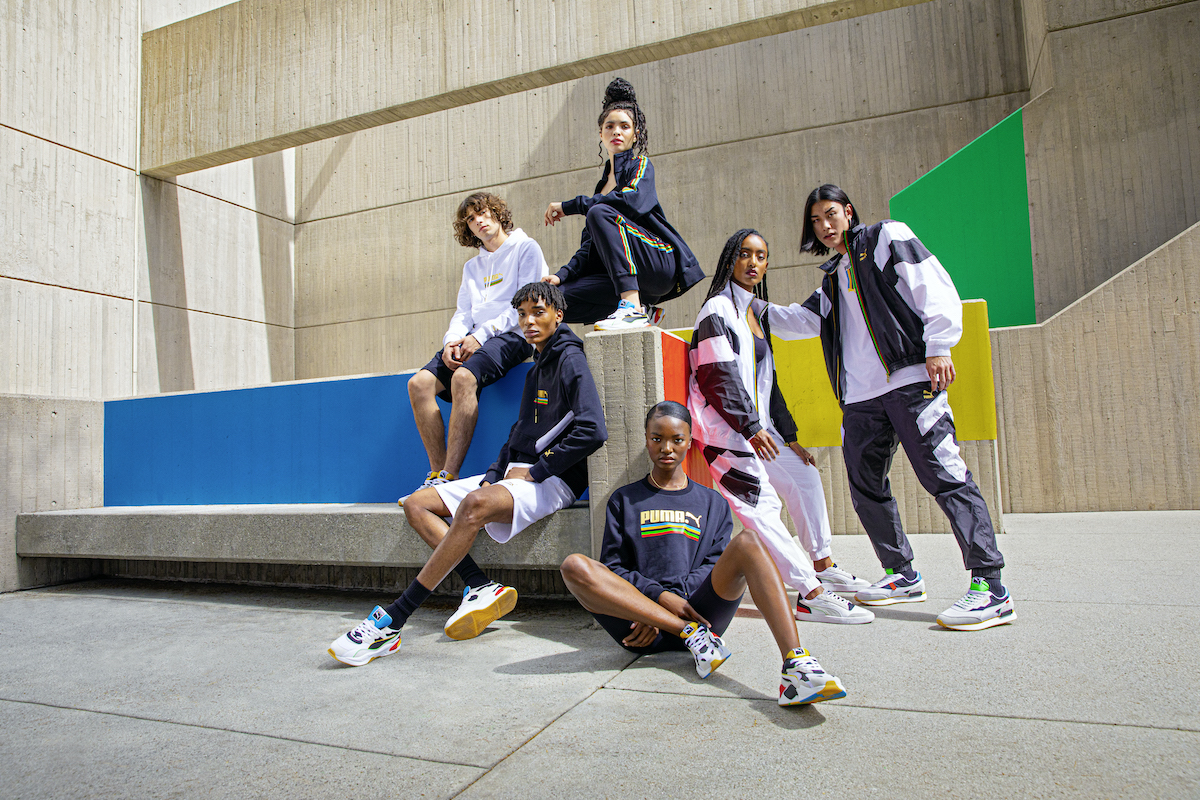 PUMA Celebrates Heritage & Sport with The Unity Collection