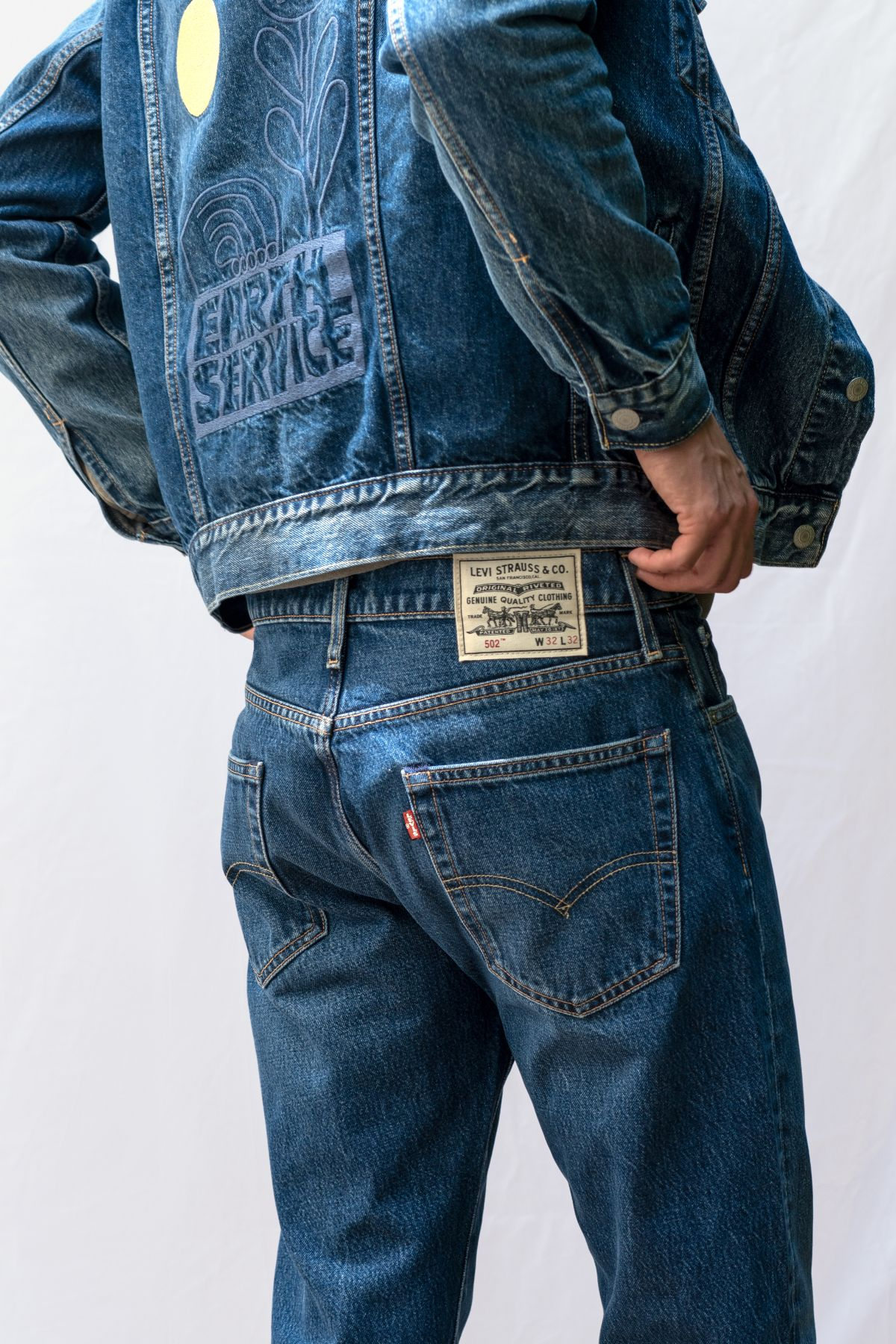Levi's Creates its Most Sustainable Jeans Ever